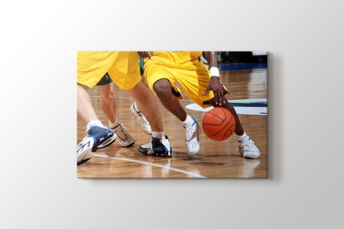 Basketbol görseli.