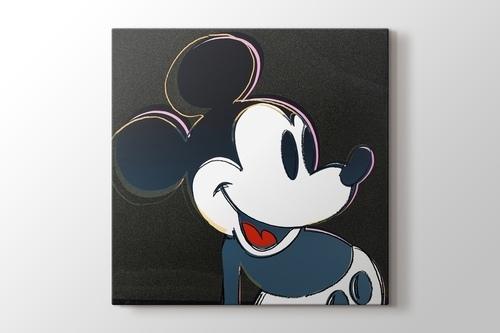 Mickey Mouse Andy Warhol Kanvas Tablo Burada Pluscanvas