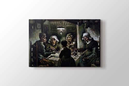 The Potato Eaters görseli.