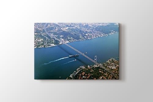 Gökyüzünden İstanbul görseli.