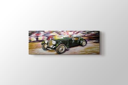 Green Race Car görseli.