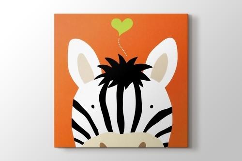Zebra görseli.