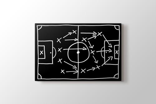 Futbol Taktik Tahtası görseli.