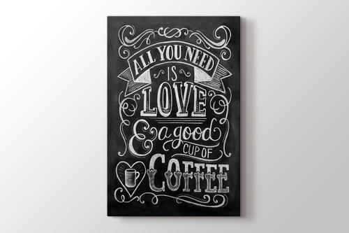 All You Need is Love or Coffee görseli.