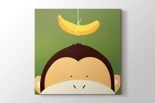 Monkey and the Banana görseli.