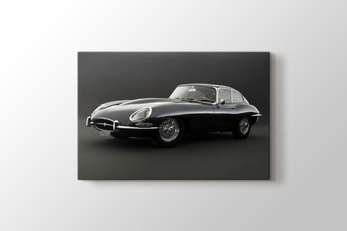 Jaguar E Type XK görseli.
