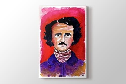 Edgar Allan Poe görseli.