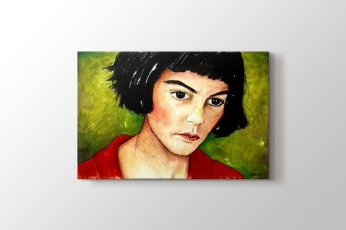 Amelie Poulain görseli.