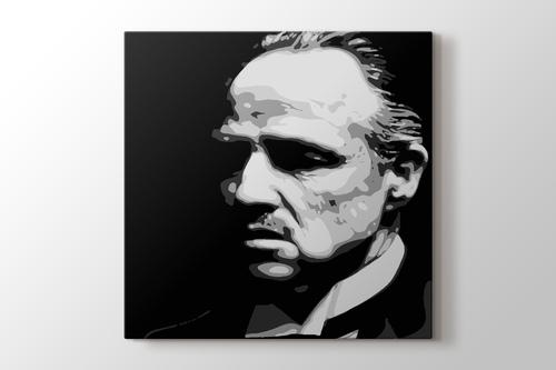 The Godfather - Don Corleone görseli.