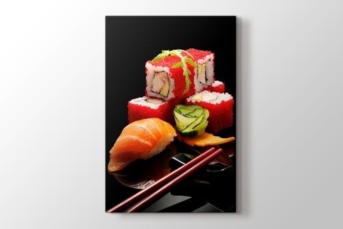 6 Parça Sushi Set görseli.