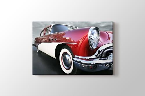 Classical Red Car görseli.