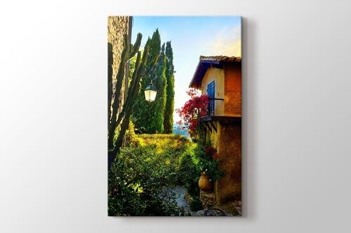 Güzel Provence Evleri görseli.