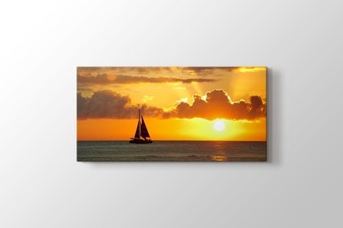 Sailing Sunset görseli.