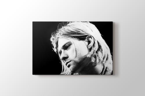 Kurt Cobain görseli.
