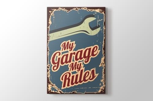 My Garage My Rules görseli.