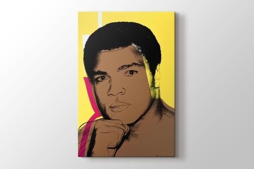 Muhammed Ali görseli.