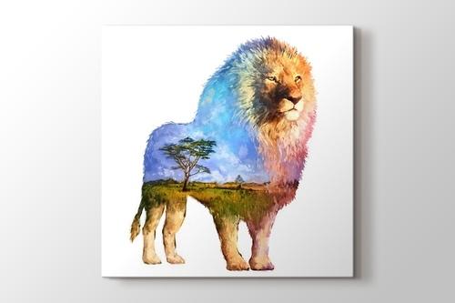 Lion Nature görseli.