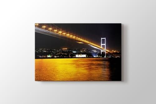 İstanbul - Boğaz Köprüsü görseli.