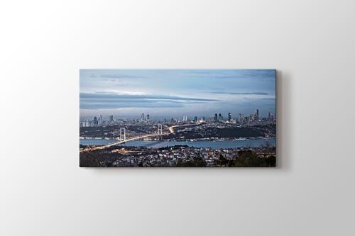 İstanbul Boğaziçi Panorama görseli.
