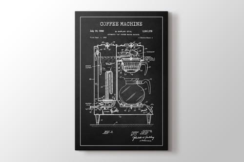 Coffee Machine Patent görseli.