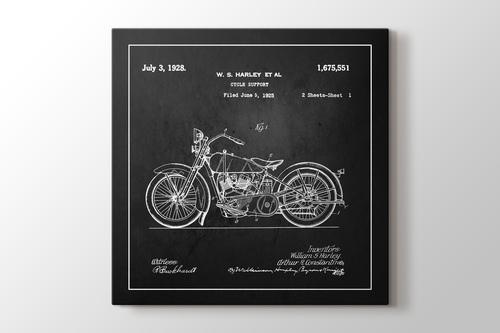 Harley Patent görseli.