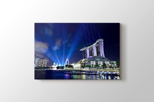 Singapore - Night görseli.