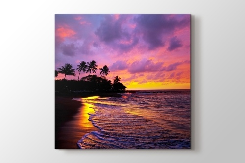 Tropik Sahil görseli.