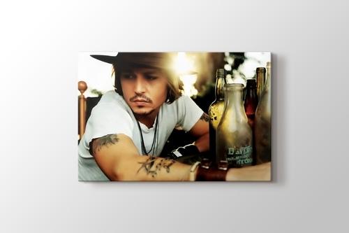 Johnny Depp görseli.