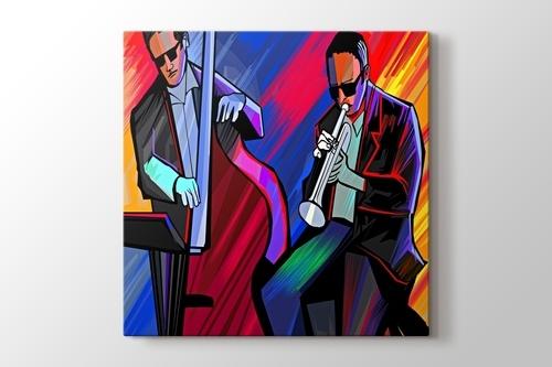 Müzisyenler görseli.
