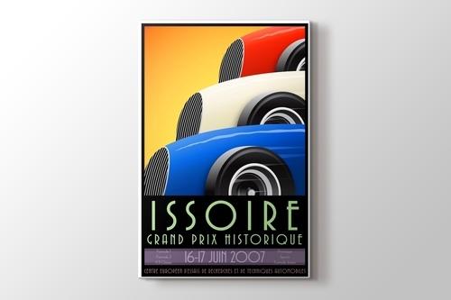 1936 Fransa Formula 1 Posteri görseli.