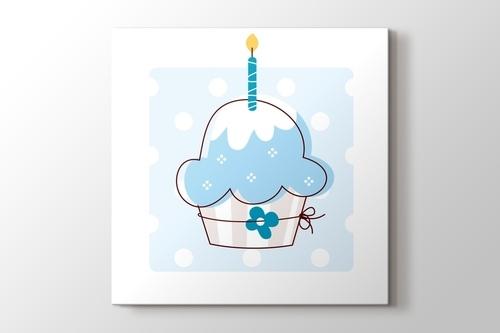 Bebek için Doğum Günü görseli.