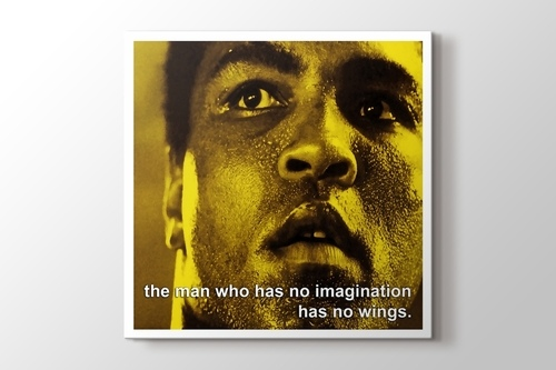 Muhammad Ali - Imagination görseli.