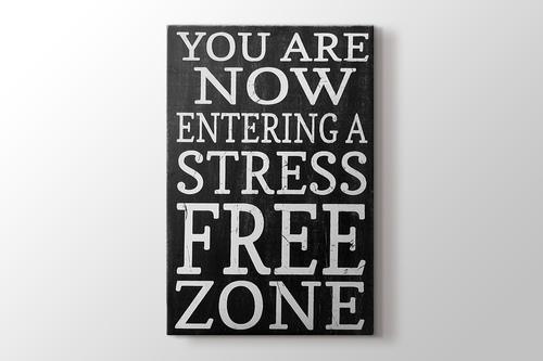 Stress Free Zone görseli.