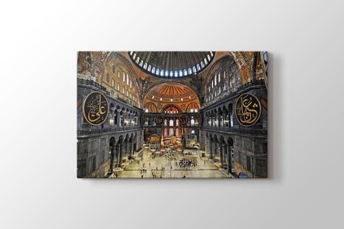 İstanbul - Aya Sofya görseli.