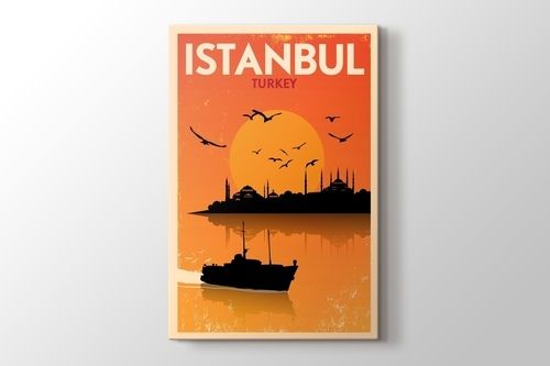 İstanbul Silüeti görseli.