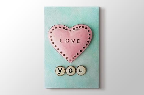 Love You görseli.