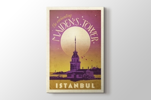 İstanbul Kız Kulesi görseli.