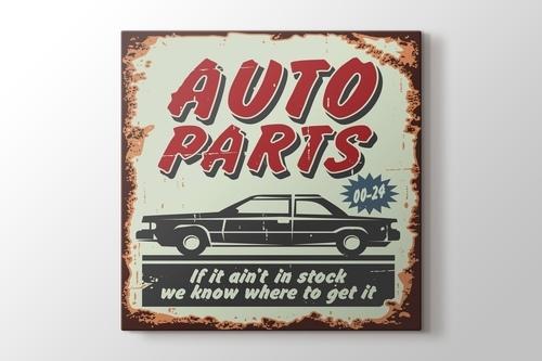 Auto Parts görseli.