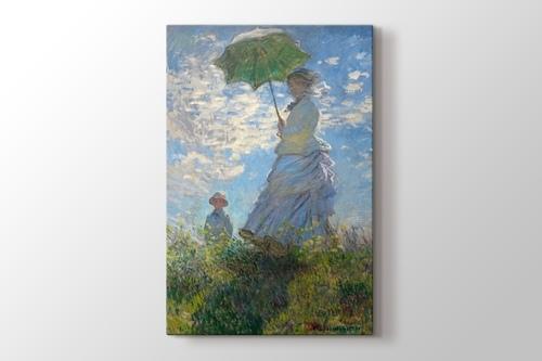 Madame Monet and Her Son görseli.