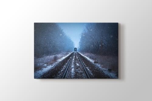 Snowy Train görseli.