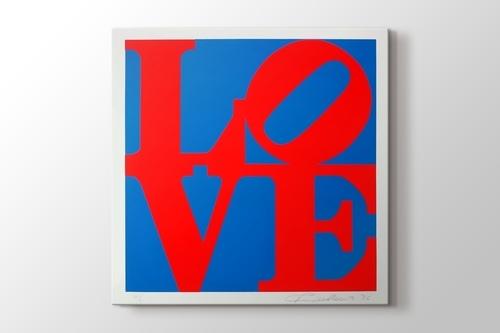 Love in Blue görseli.