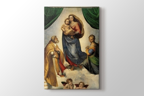 The Sistine Madonna görseli.