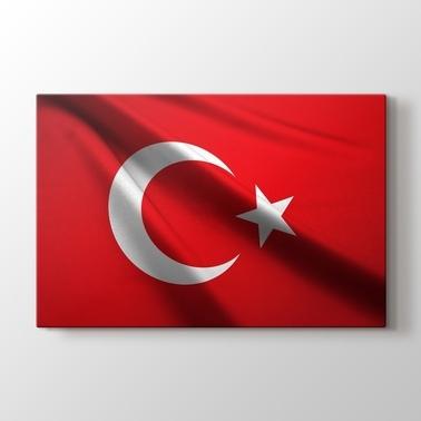 Kanvas Tablo Arama Türk Bayrağı Pluscanvas Pluscanvas