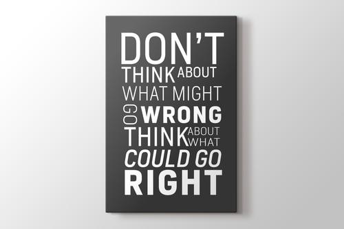 Think Right görseli.