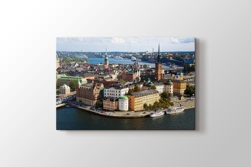 Stockholm - Cityscape görseli.