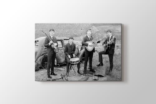 Beatles görseli.