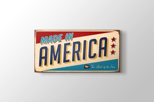Made in America görseli.