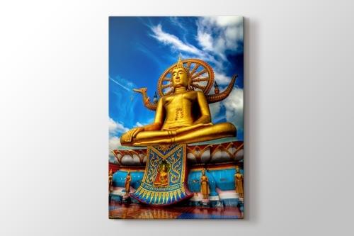 Buddha Sculpture görseli.