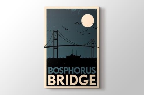 İstanbul Boğaziçi Köprüsü görseli.