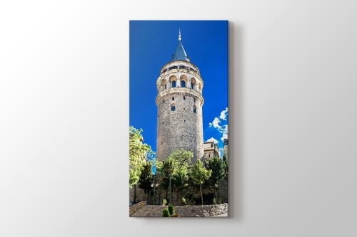 İstanbul - Galata Kulesi görseli.